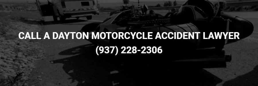 Dayton Motorcycle accident attorney